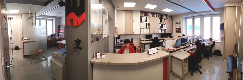 Nasze biuro – REXI